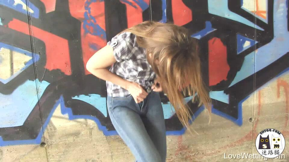 湿热相关-非字母圈的憋尿Training的一种自锁玩法
