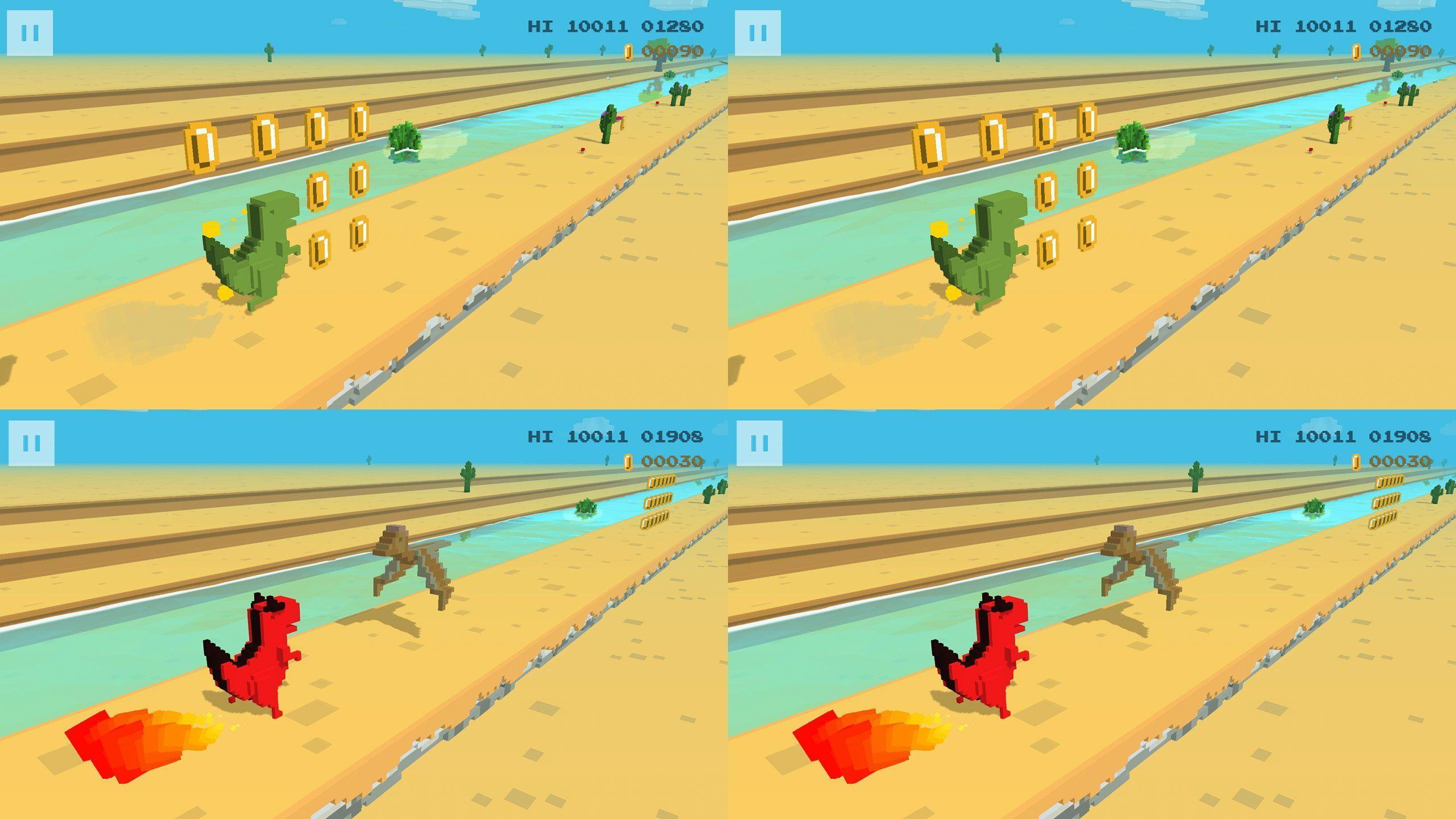 恐龙3D优化版截图1