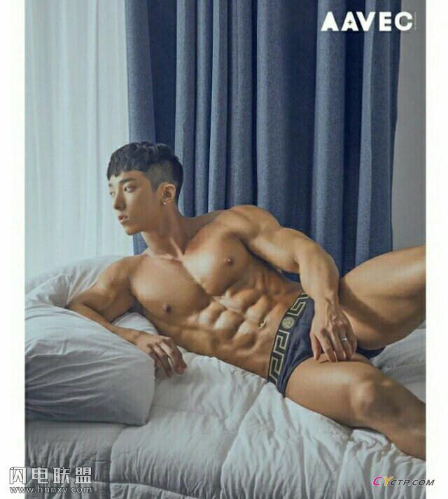 韩国同性男同肌肉帅哥私房照片