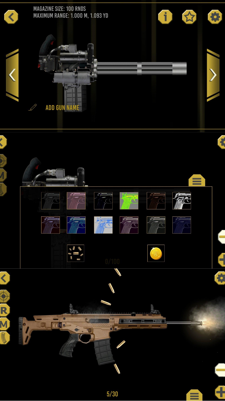 终极武器模拟器Pro优化版截图1