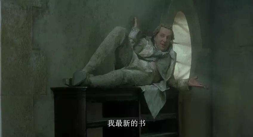 """《鹅毛笔》""""肉丝""""女神凯特·温斯莱特一部既有污度又有深度的电影"""