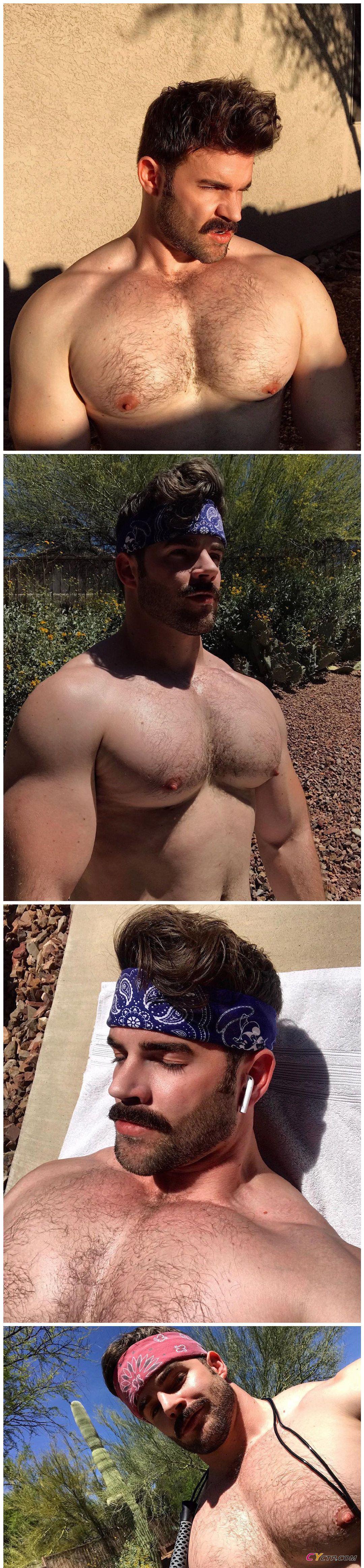 澳大利亚肌肉女装大佬ladybeard正常生活照片