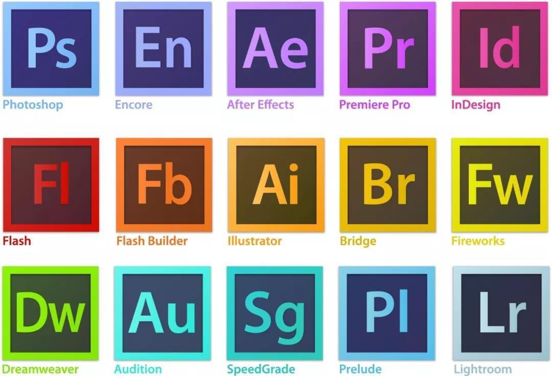 5f6548bb160a154a677501d7 windows、MAC都有!Adobe全家桶黄金收藏版来袭--大师版