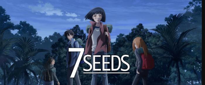 冰封末日求生 Netflix独占SF名作《7SEEDS》动画第2季公布