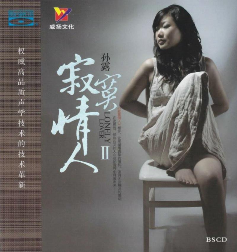 孙露发烧专辑《寂寞情人Ⅱ》正版低速原抓,让人舒适令人微醉