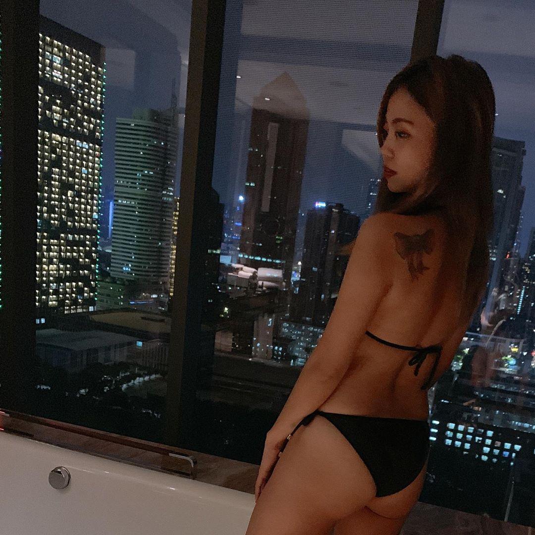 图片[2]-翘美臀性感舞娘-乐乐Hanna性感比基尼美女-福利巴士