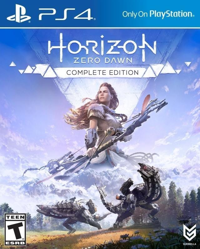 地平线 零之黎明 完全版 Horizon Zero Dawn Complete Edition 金手指 Fullcodes(树的原理) PS4CHT v20180805