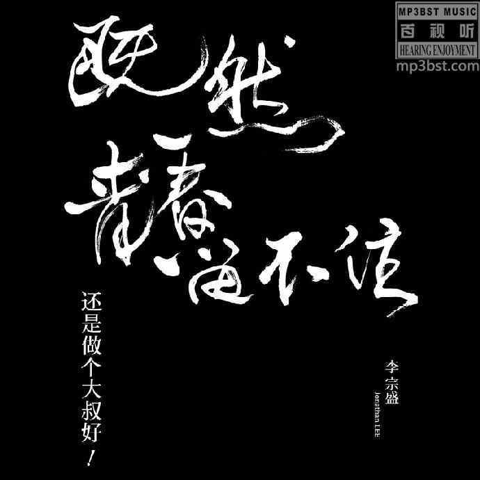 李宗盛 - 《不必在乎我是谁》无损单曲[FLAC+MP3]