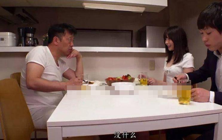 "SSNI-569:人妻桥本有菜与吉村卓上演""美女与野兽"""
