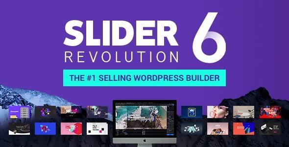 Slider Revolution 强大的幻灯片特效轮播wordpress插件(已汉化)