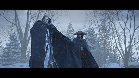 """《雪鹰领主》手游周年庆版本震撼开启,代表黑暗的全新职业""""幽冥"""