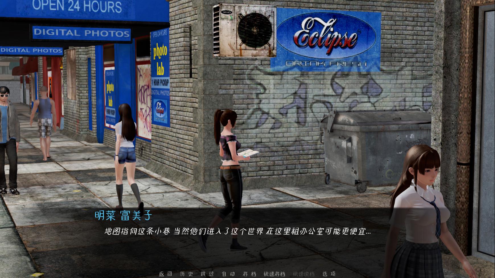 《幸运xj v0.1》/SLG游戏/PC/安卓