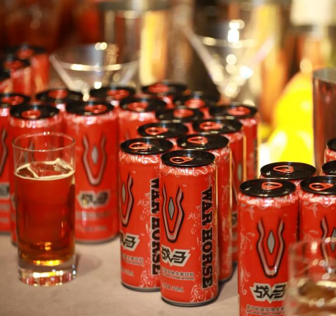 好喝的维生素饮料有哪些?战马饮料为年轻赋能