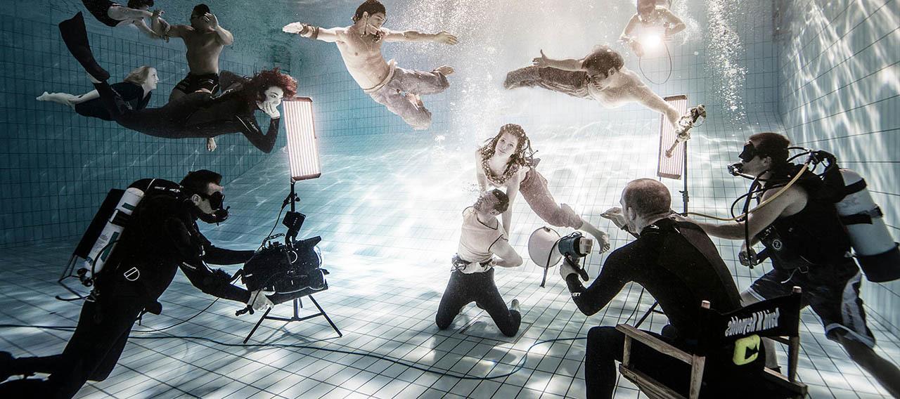 PS梦幻摄影修图 Photoshop创意图片设计教程