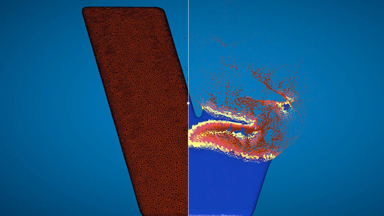 Dissolve Effect Using PolyFX and MoGraph Tools - Cineversity 溶解破碎特效C4D教程