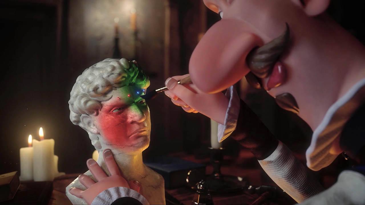 Face Rig Tutorial - Cineversity 角色人物面部绑定C4D教程