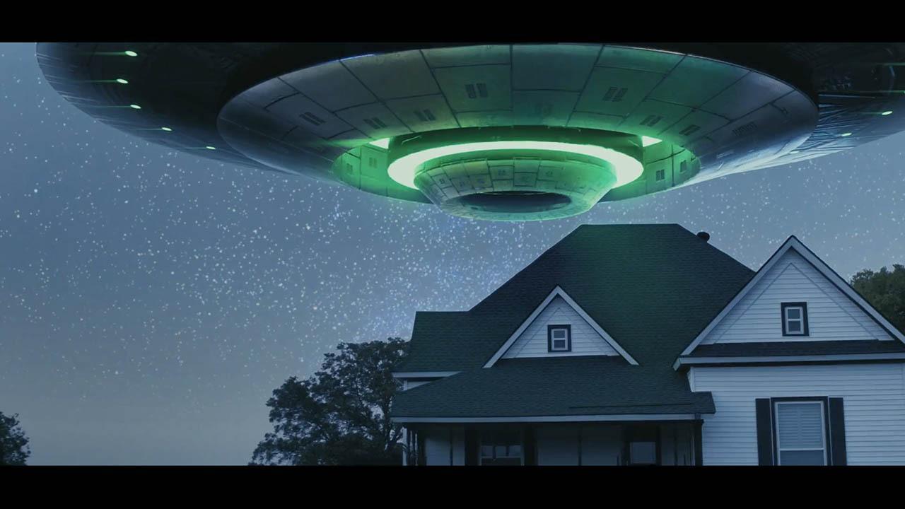 CGCookie – Create a VFX shot in Blender: Alien Abduction – Blender外星飞船劫持场景特效教程