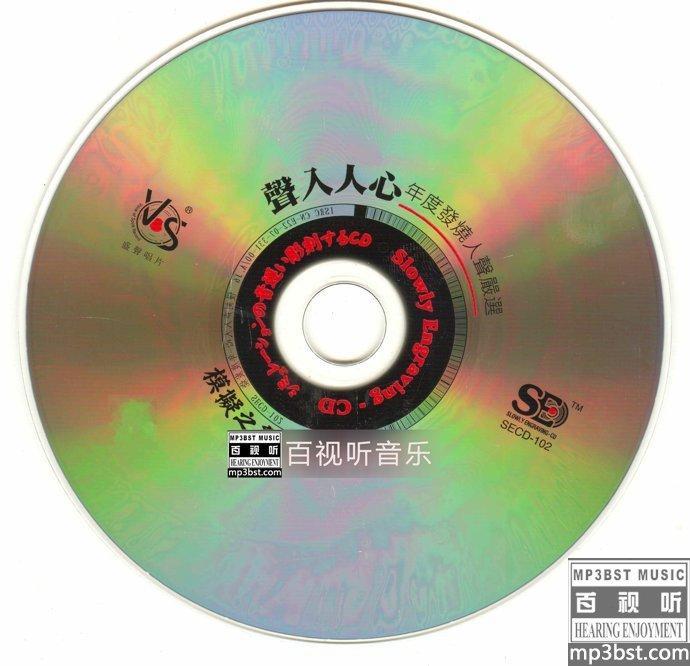 群星_-_《声入人心_[年度发烧人声严选]》1比1直刻母带_模拟之声慢刻CD[WAV]