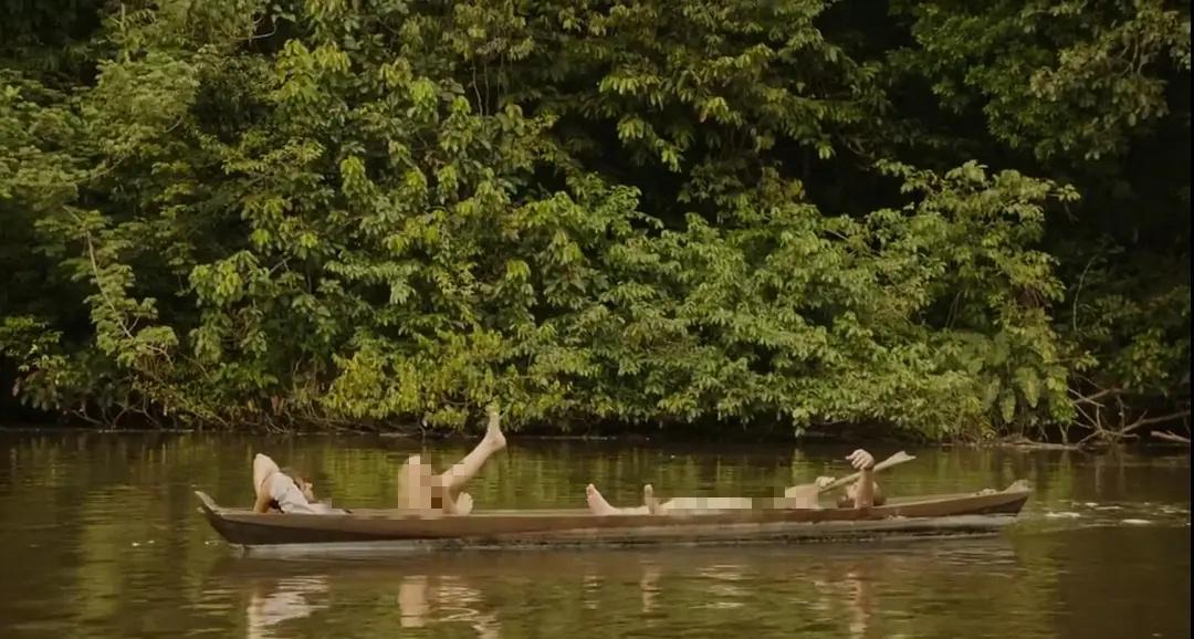 大尺度讽刺喜剧,《丛林法则》这部法国无厘头片全程高能!