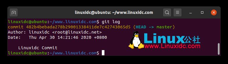 40个适用于Linux管理员和开发人员的git命令