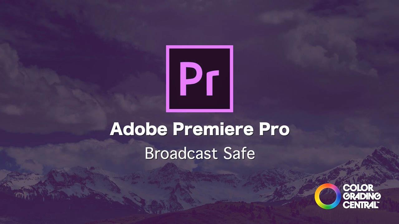 Color Grading Central – Color Grading Academy For Adobe Premiere – PR视频调色颜色校正教程