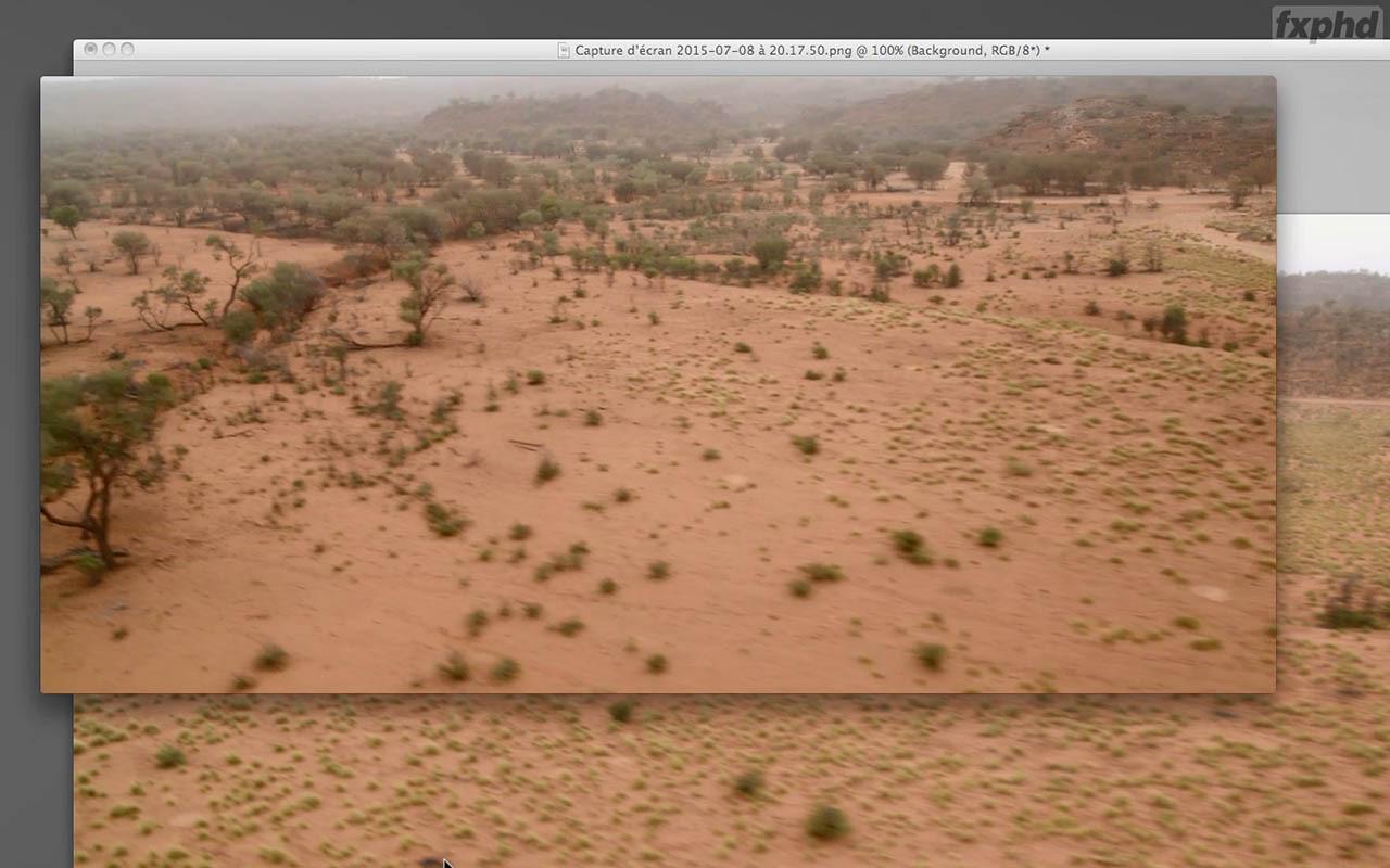 Digital Matte Painting Desert Apocalypse FXPHD – DMP302