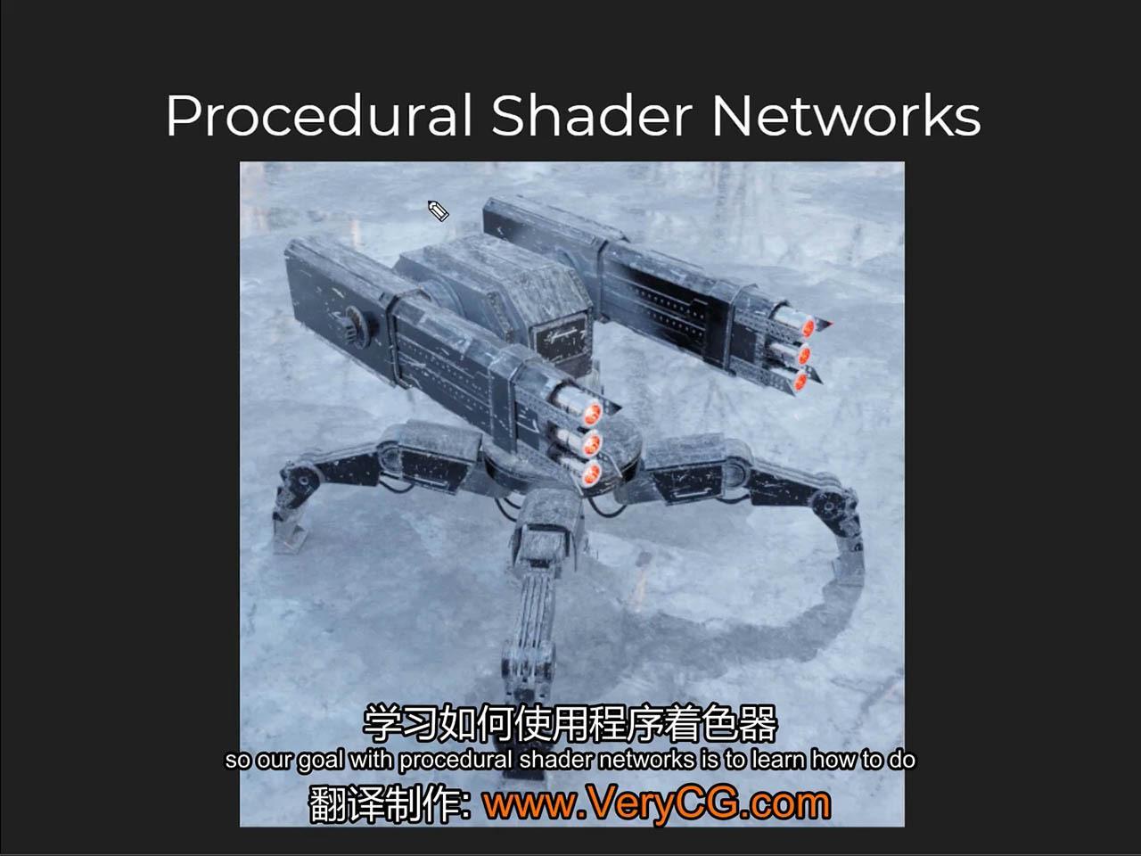 程序化材质制作教程 Procedural Shader Networks in Blender 2020