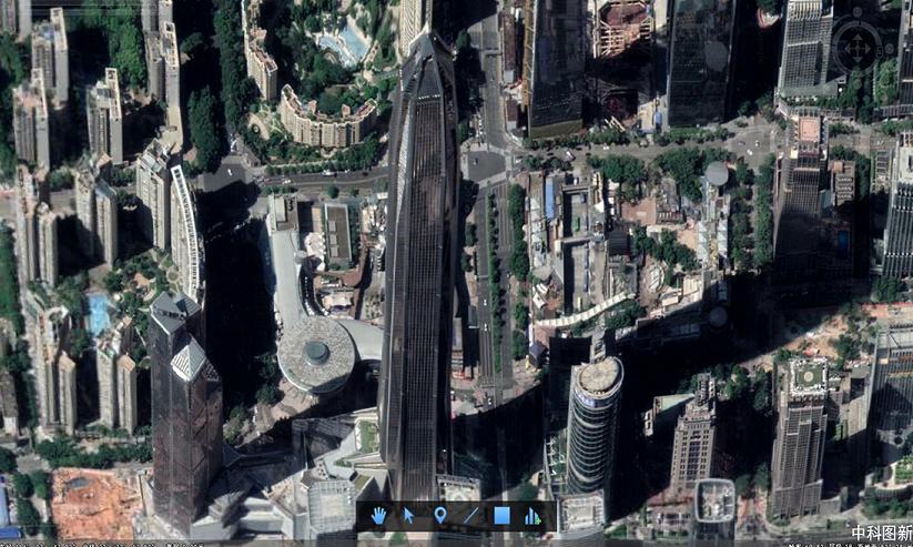 5fbb23bbb18d627113cf1a4d 内置的有谷歌地图、谷歌卫星、高德、百度等等--图新地球