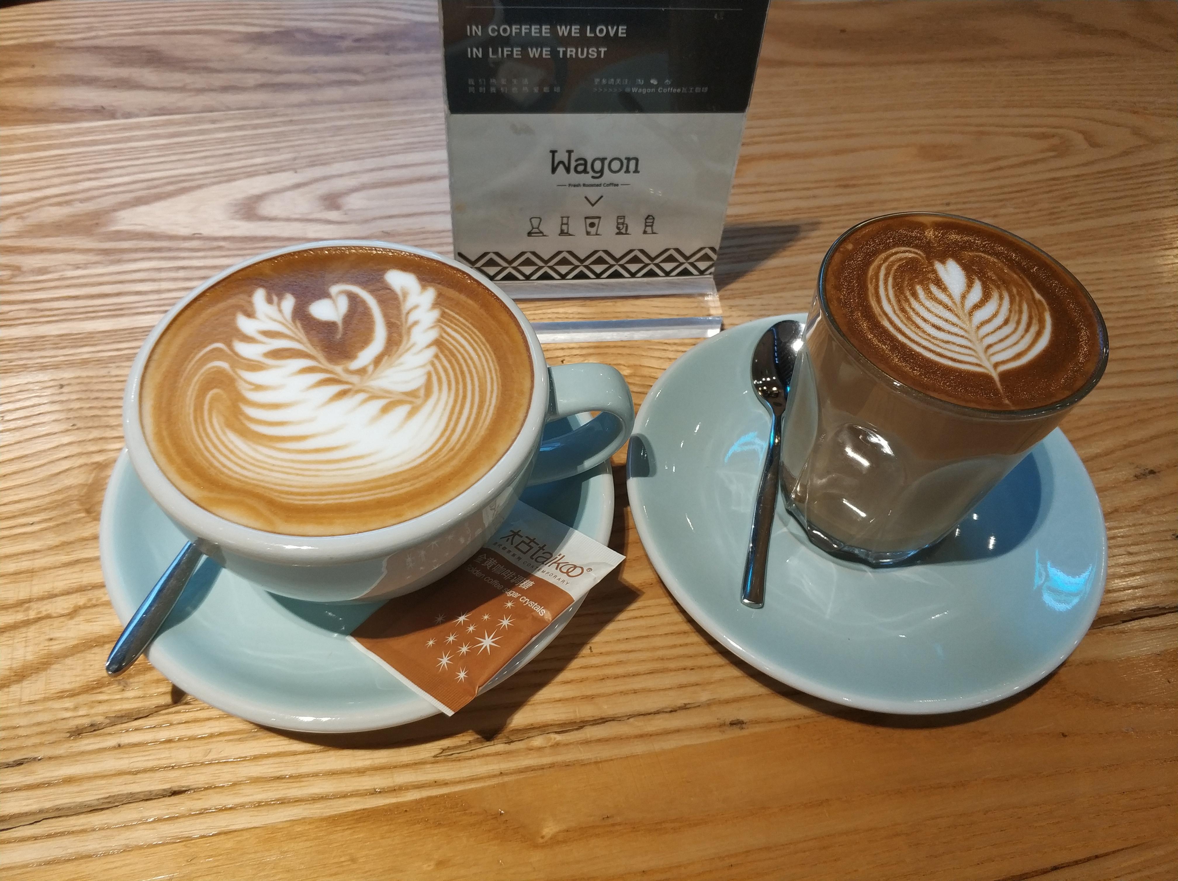 Wagon Coffee 2