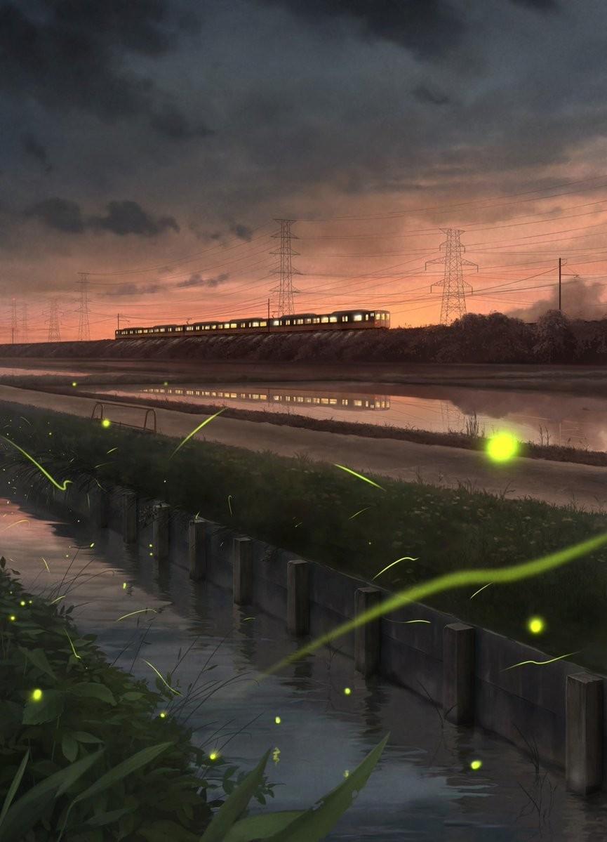 [pixiv]P站官网萌乡绅士推荐插画 人生就是一列开往坟墓的列车,路途上会有很多站,很难有人可以至始至终陪着走完,当陪你的人要下车时,即使不舍,也该心存感激,然后挥手道别