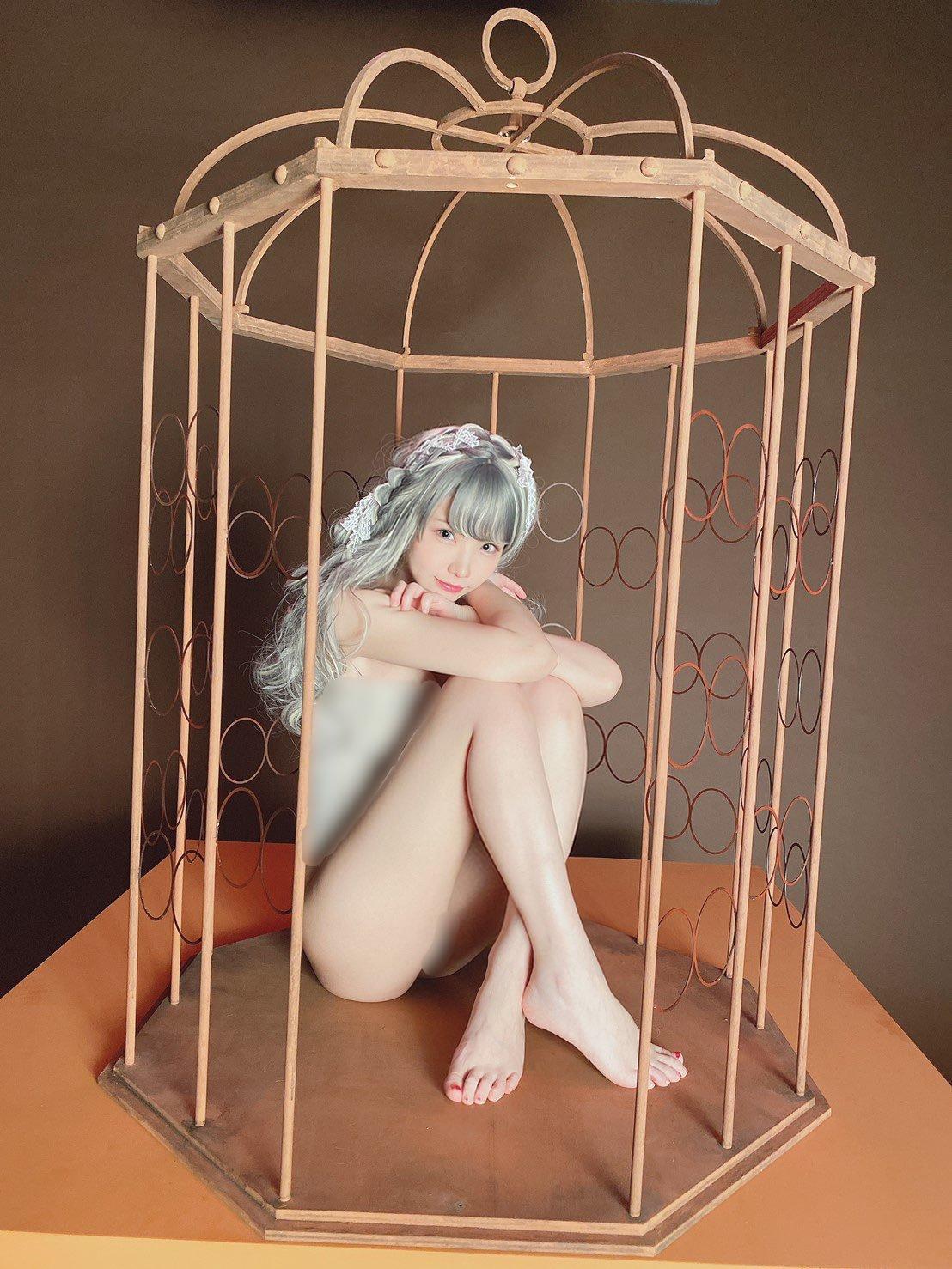 Enako@日本第一Coser的性感蜕变 养眼图片 第7张