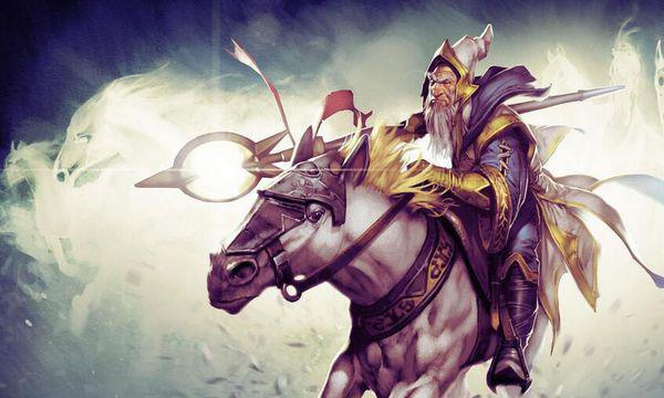 DOTA2龙骑士英雄图片9张