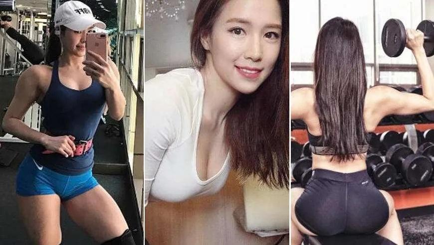 韩国性感金刚芭比Junminji,颜值和身材堪称完美,太养眼了!