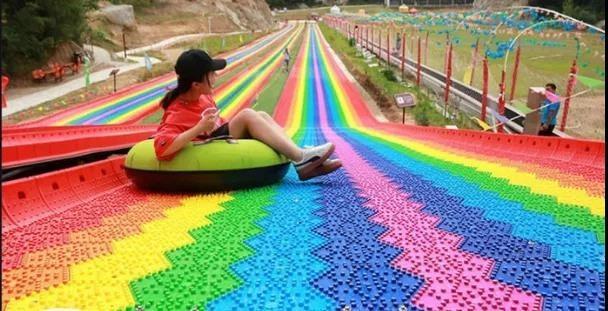 儋州福安探险乐园-彩虹滑道门票(不含玻璃漂流)