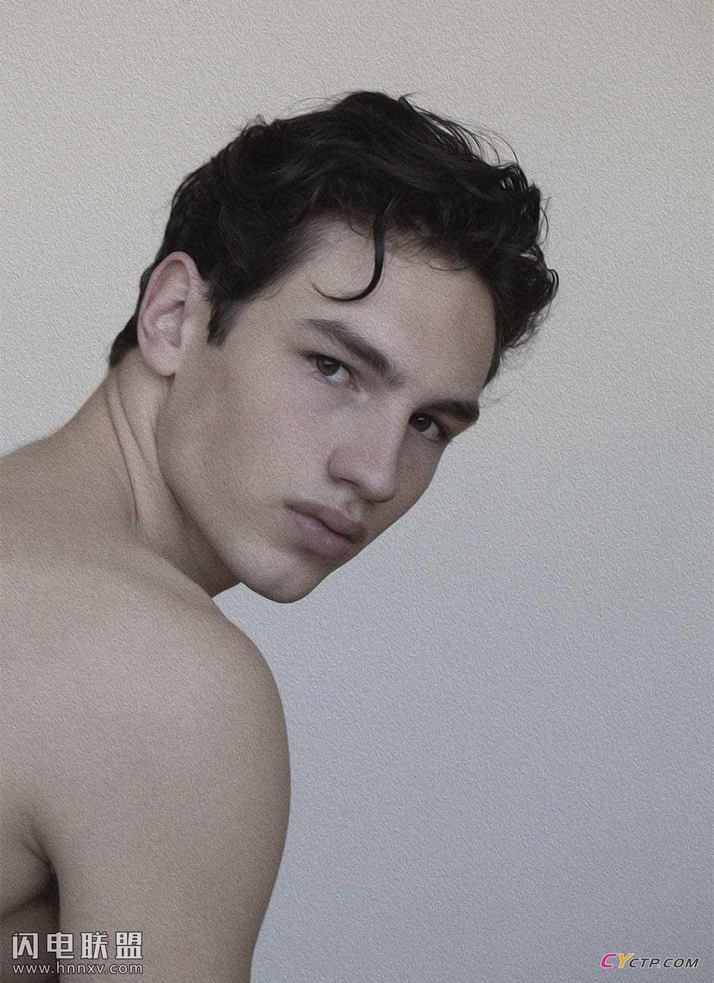 欧美鲜肉男神裸体图片