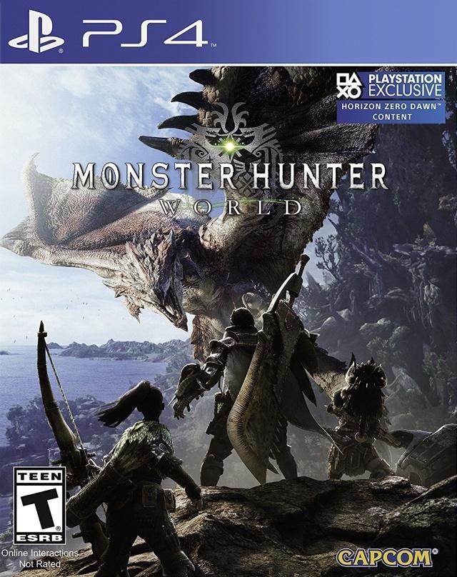 怪物獵人 世界 金手指 更新 speedfly PS4CHT v20180802