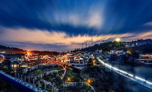 中铁双龙镇巫山峡谷旅游区套票