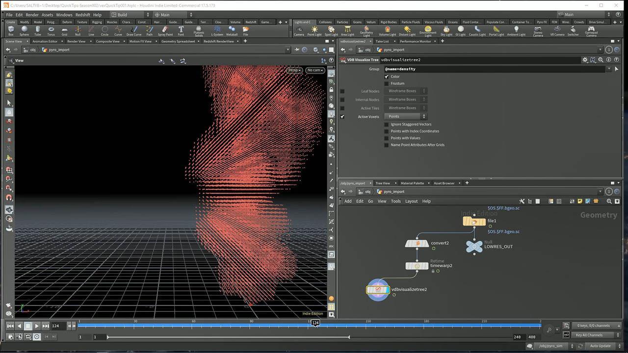 Quaternions and Matrices - Houdini Vex编程编程建模教程