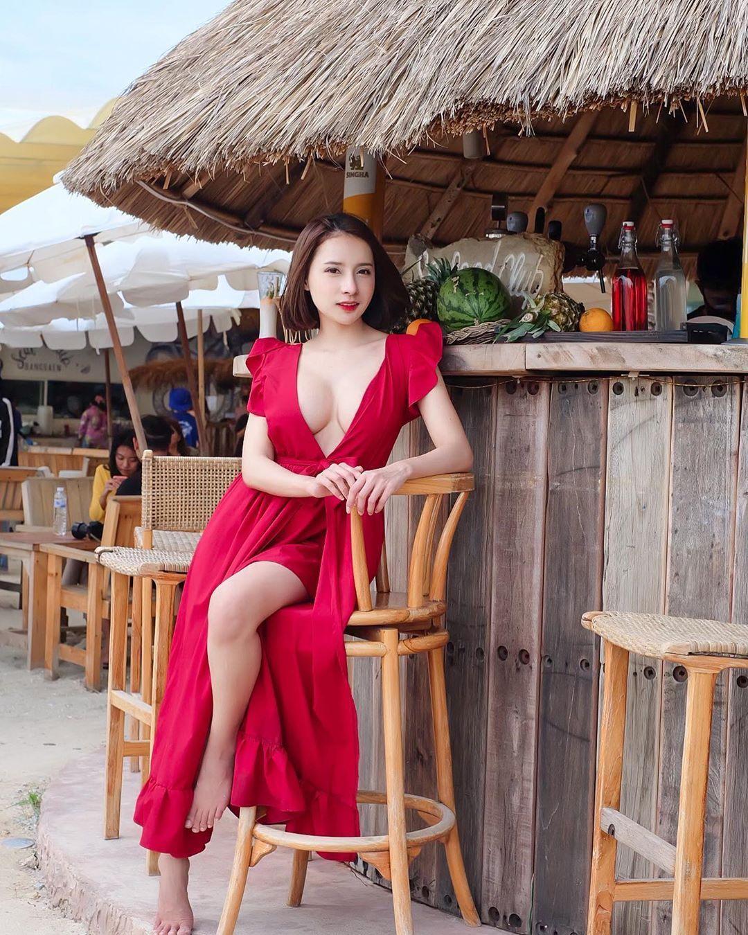 图片[14]-泰国美女绝对领域前凸后翘巨乳奶炮,那方面都是优质的!-福利巴士