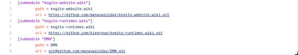 如何使用子模块和子树来管理 Git 项目如何使用子模块和子树来管理 Git 项目