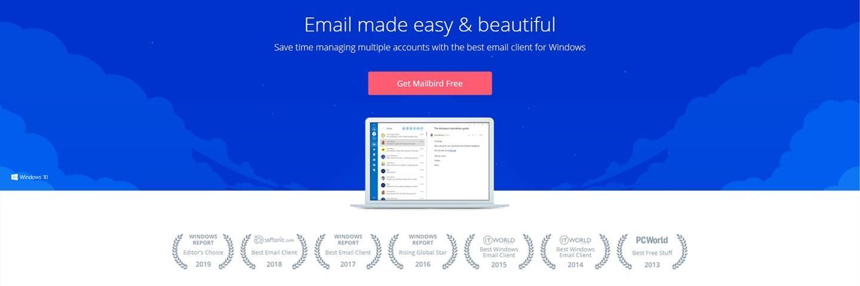 好用的邮件客户端推荐