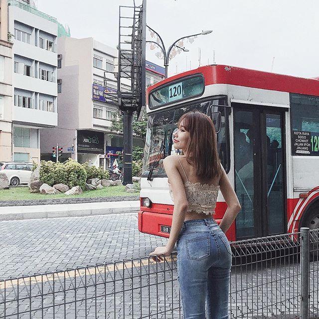 图片[6]-wintv22岁的Chrissy的美胸+性感马甲线+电眼女生-福利巴士