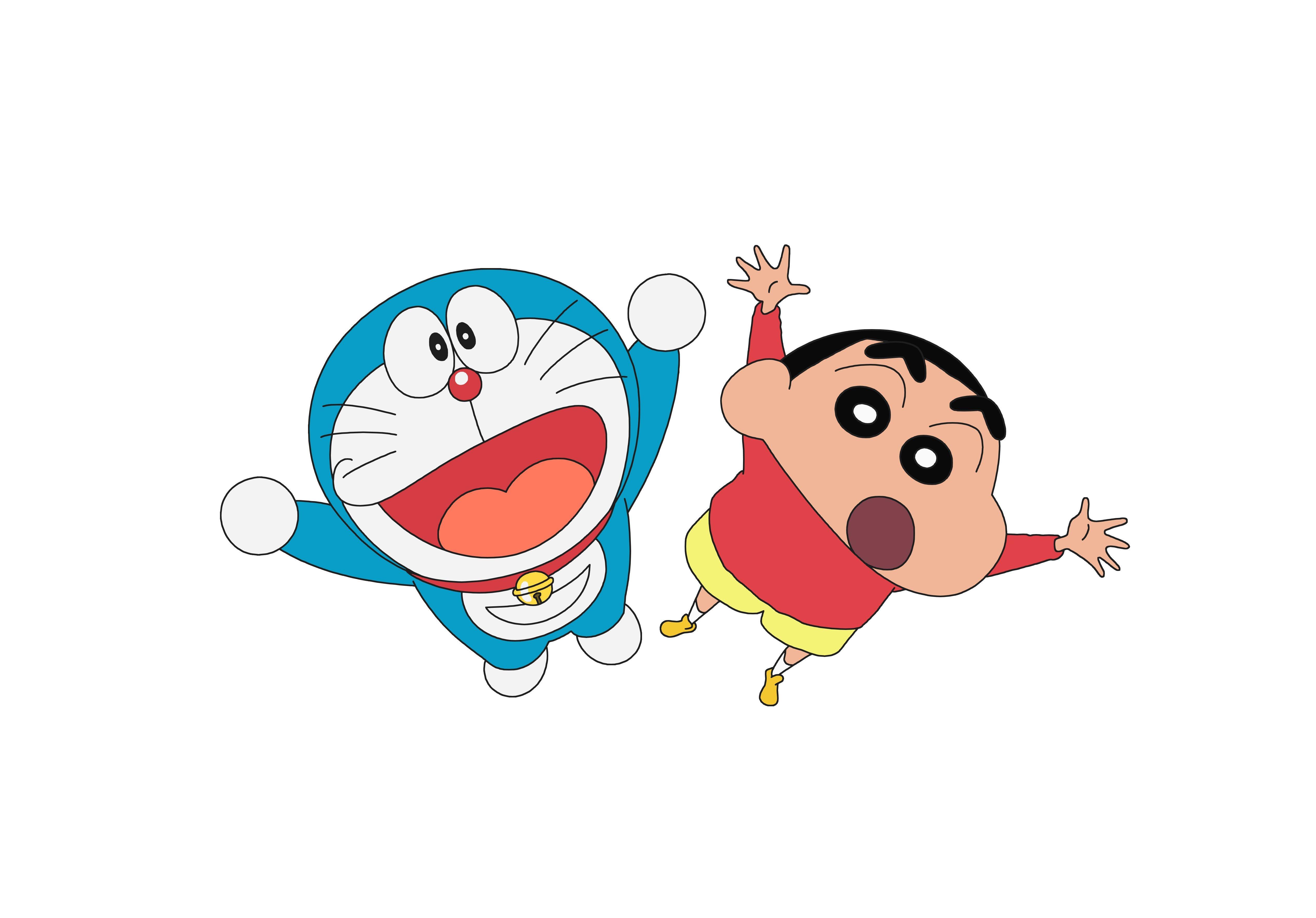 哆啦A梦 蜡笔小新 朝日电视台