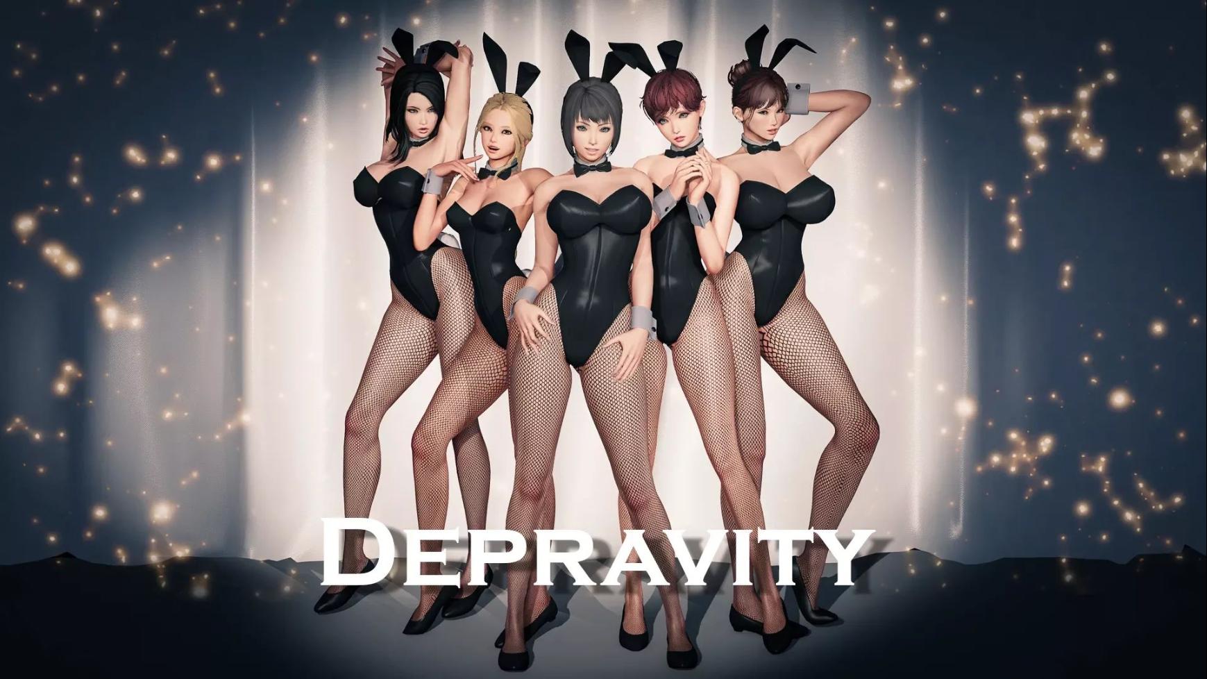 《Depravity(堕落) Ver0.56C》/SLG游戏/PC/安卓