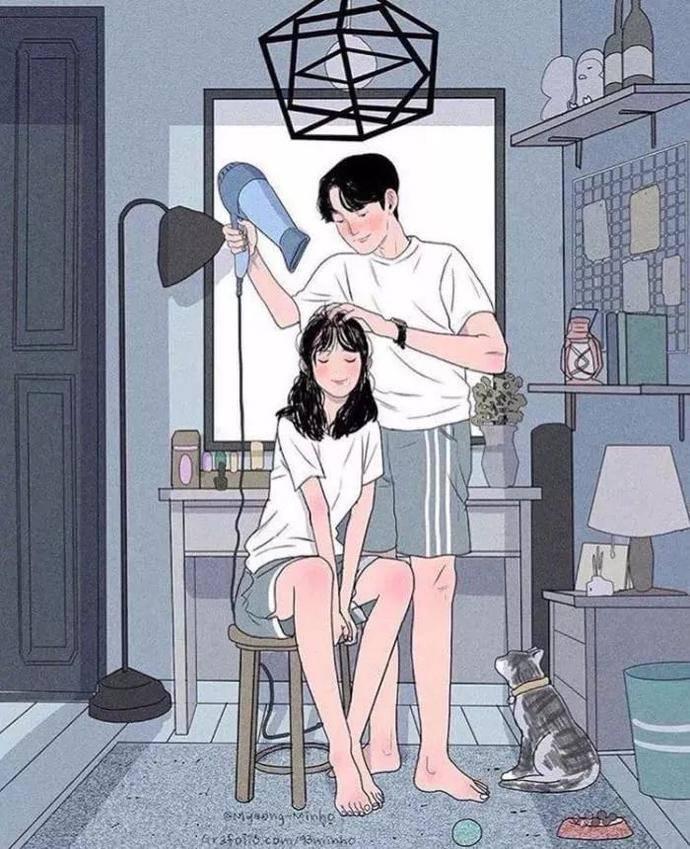 爱和喜欢的区别很简单