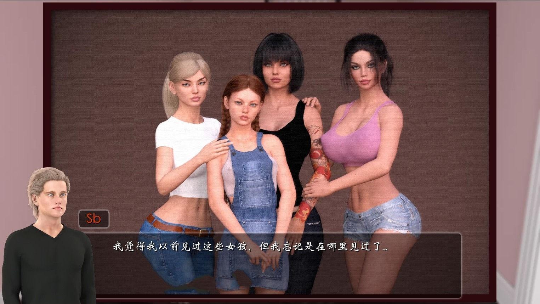 【欧美SLG/汉化/动态CG】女孩之家 Ver1.3 Extra 官方中文Mod作弊版【更新/PC+安卓/3G】
