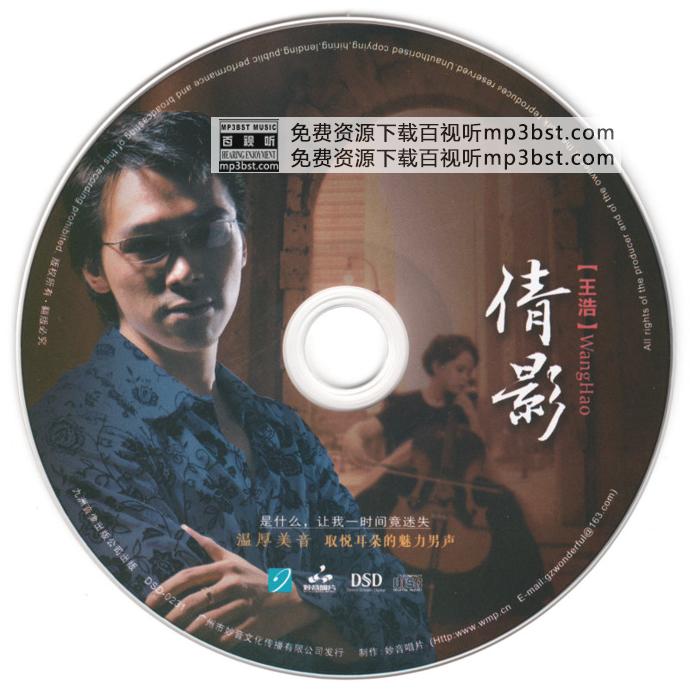 王浩 - 《倩影 DSD》低速原抓WAV]