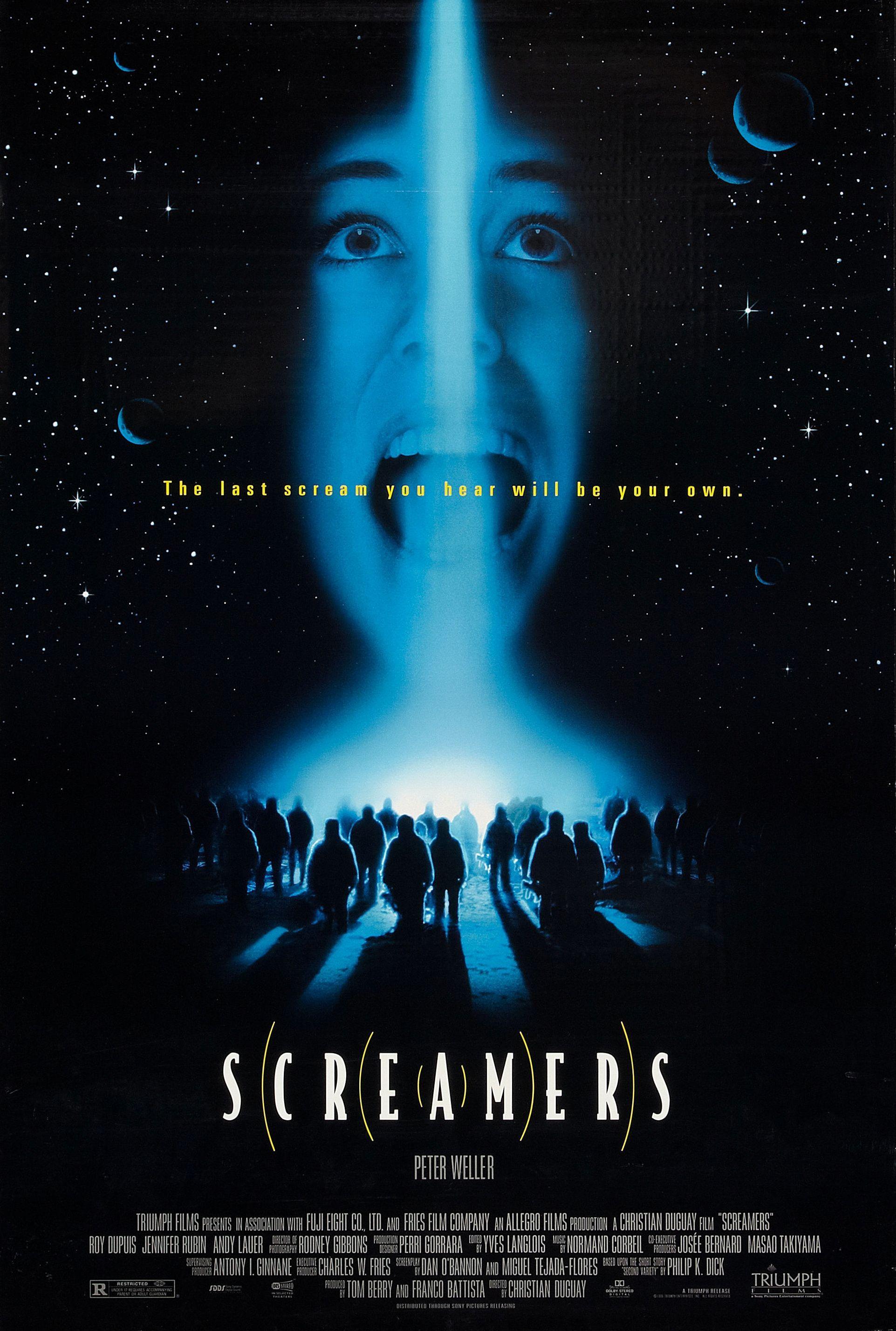 异形终结/异形末日 Screamers (1995)百度云迅雷下载