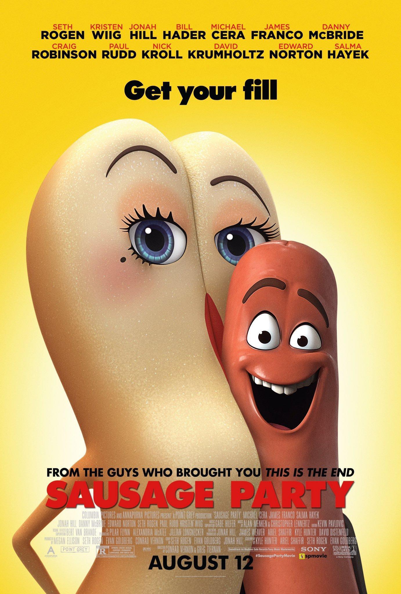 香肠派对/食物总动员 Sausage Party (2016)百度云迅雷下载