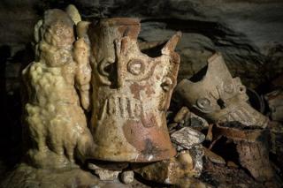 美洲虎神洞穴:墨西哥50年代以来最重要的考古发现